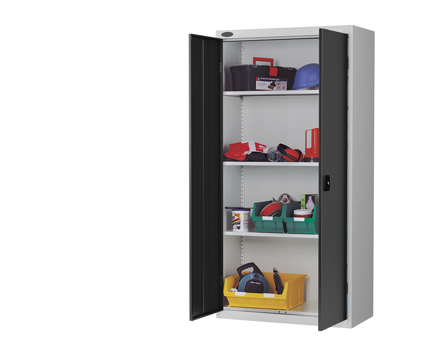 Probe standard cupboard black