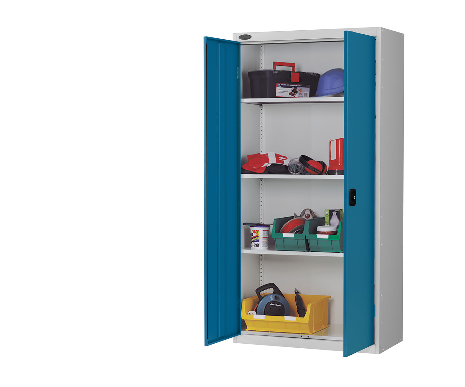 Probe standard cupboard blue