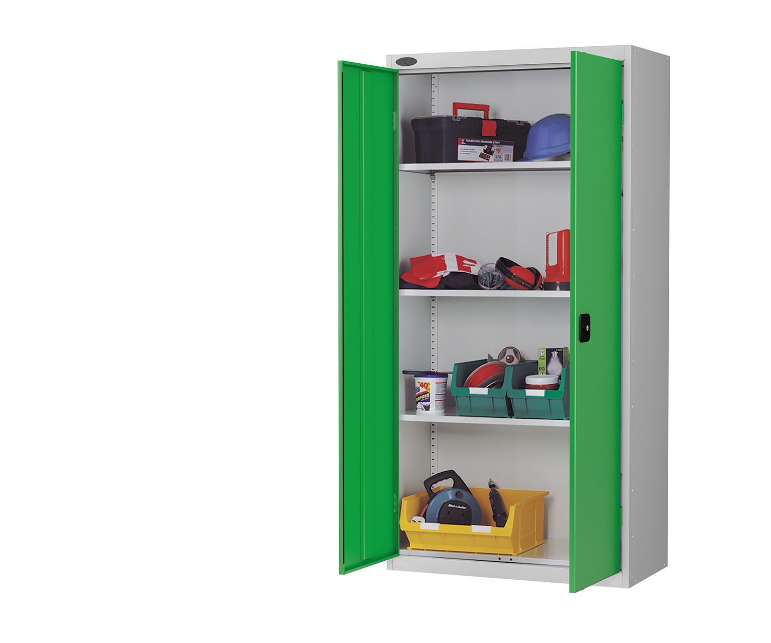 Probe standard cupboard green