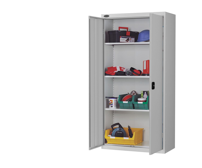 Probe standard cupboard silver