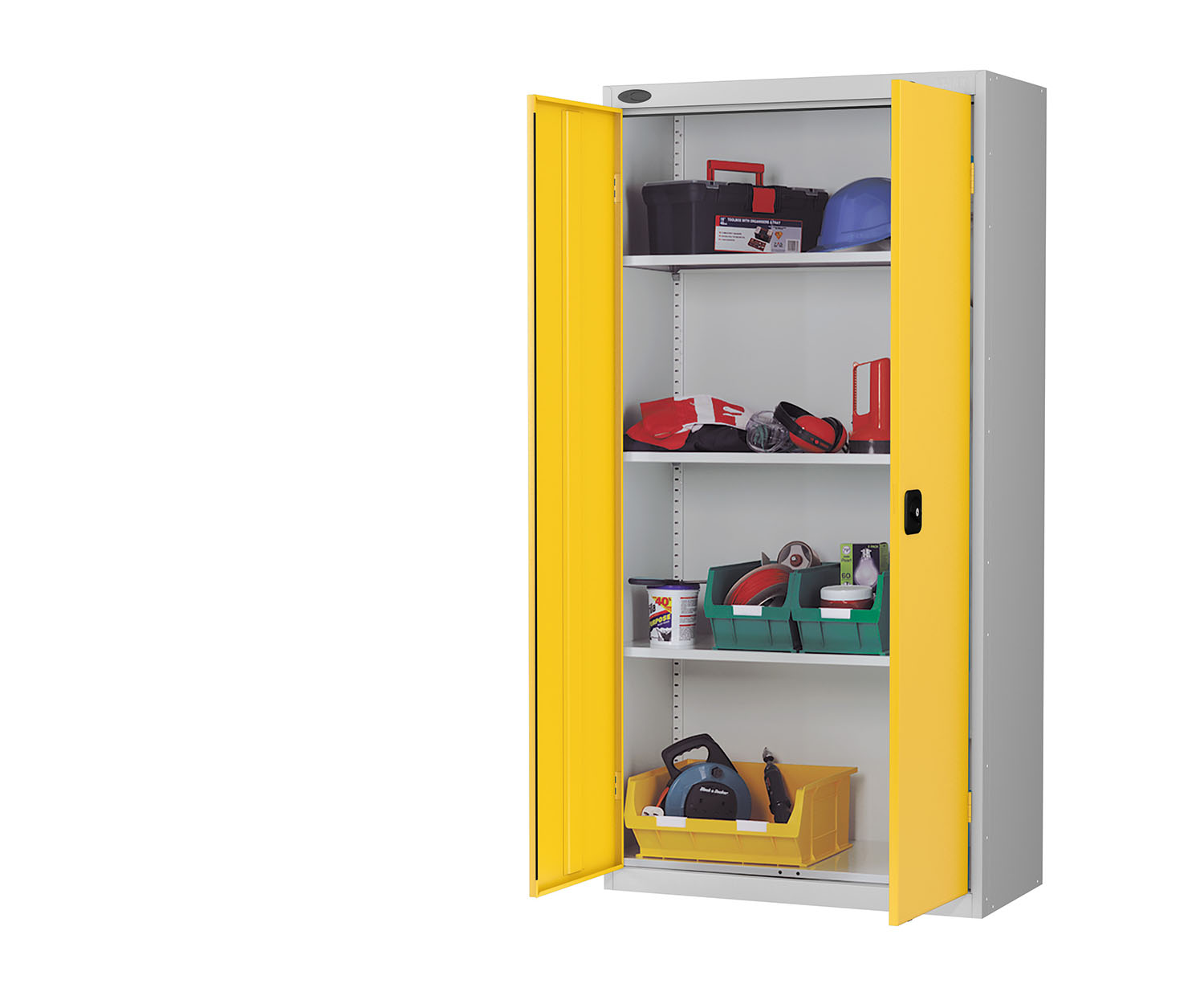 Probe standard cupboard yellow