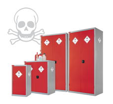 Probe toxic cabinets