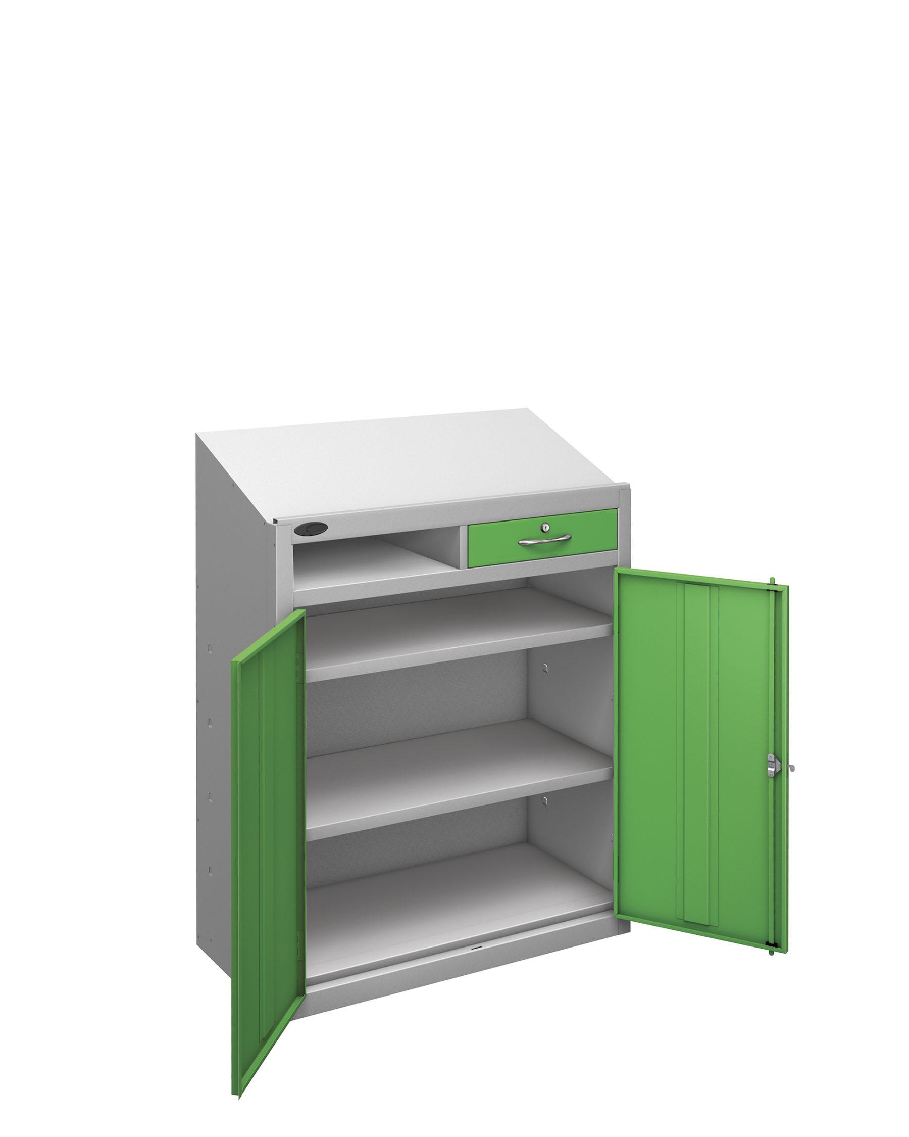 Probe workstation slope green