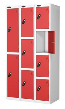 Probebox steel lockers uk made banner